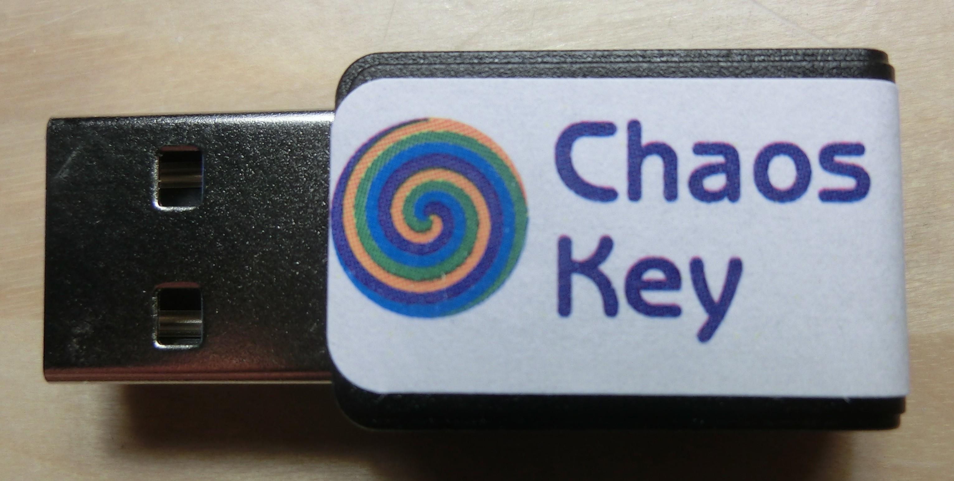 ChaosKey