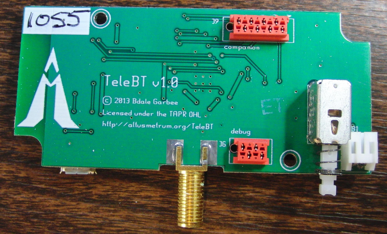 TeleBT v4.0