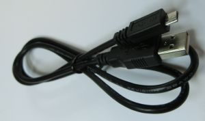 USB A to Micro B Cable
